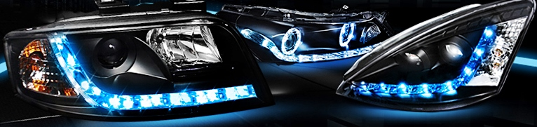 LED pour l'automobile