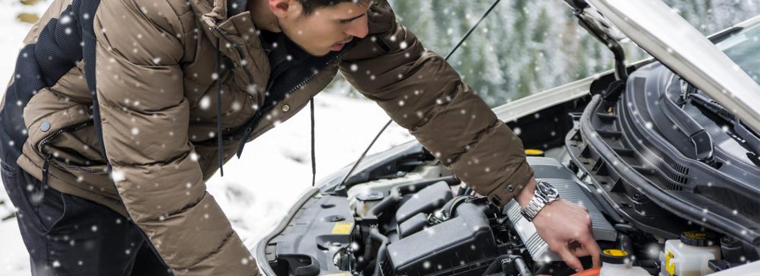 moteur effets du froid cet hiver